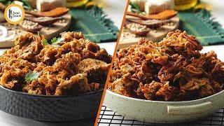 Crispy Lachaydaar Pakora 2-ways Recipes By Food Fusion (Iftar Special)