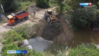 Гидрологи ждут пик паводка у Хабаровска 16-20 августа