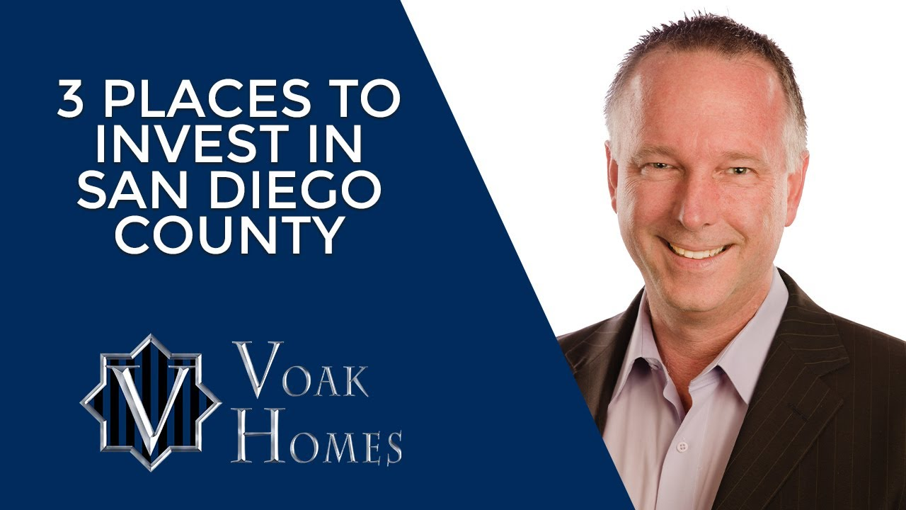 Where to Find Good Investment Properties Near San Diego