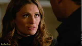 "Castle 6x14 ""Dressed To Kill"" Beckett talk to Castle End Scene (HD)"