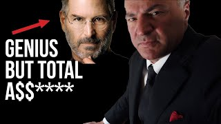 """Kevin O'Leary: Steve Jobs was the """"toughest bastard"""" ever"""