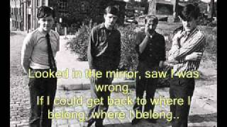 Joy Division - Something Must Break