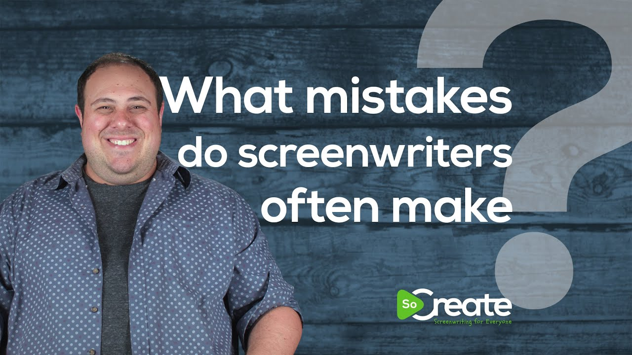 The Biggest Mistakes Screenwriters Make, According to Script Consultant Danny Manus