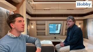 Caravan van het jaar 2021 Hobby Excellent 460 SL met LTD voordeel !