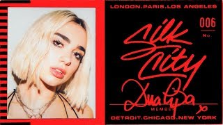 Silk City & Dua Lipa - Electricity (Black Madonna Remix) (Official Audio)