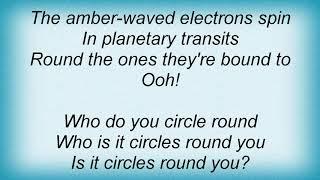 Josh Ritter - Orbital Lyrics