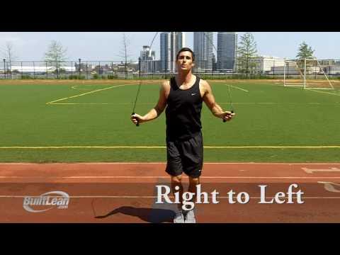 Jump Rope: Basic Hop