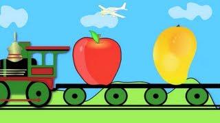 Fruit Train - Learning for Kids