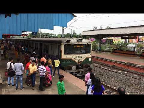 Kalna Railway Station, Burdwan (Ambika Kalna Station)