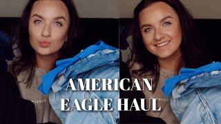 American Eagle Clothing Haul | Victoria Shipley