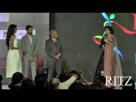 Keerthy Suresh wins South India's Youth Icon at Audi Ritz Style Awards