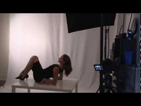 female model posing guide and techniques – see me in action – studio session