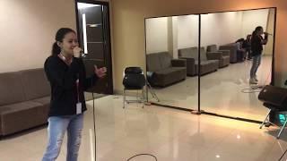 Baby Shima Latihan Bersama Cikgu Adibal D'Academy Asia 3