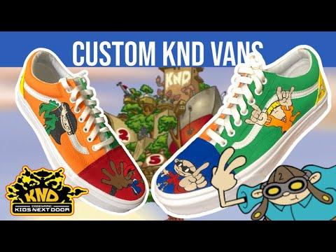 d9d93de85 Classic Vans Lego Custom by Vick Almighty!! - смотреть онлайн на Hah ...