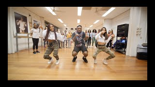 Petit Afro Presents – Afro Dance Class – Song: Kinanda || Beat By Kenzo Beats