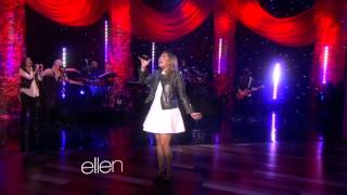 Demi Lovato Performs 'Heart Attack' on Ellen Show - May 13th