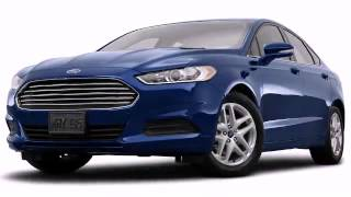 preview picture of video '2015 Ford Fusion SE: Orange's Family-Friendly Vehicle'