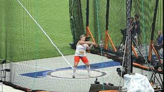 Anita Wlodarczyk - EAA Championships 2018 78.94m (CR) (4th attempt)