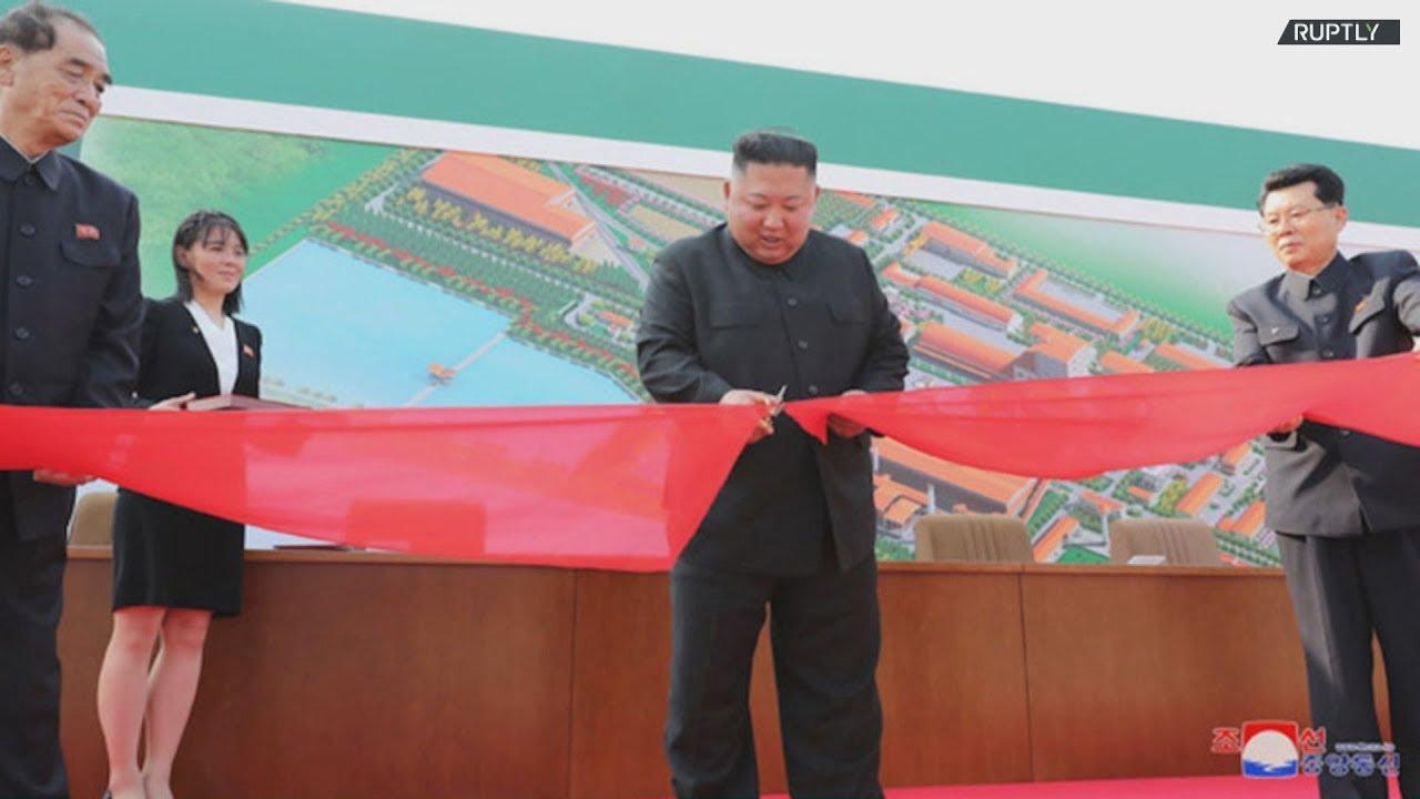 Πρώτη δημόσια εμφάνιση του Κιμ Γιονγκ Ουν έπειτα από εβδομάδες