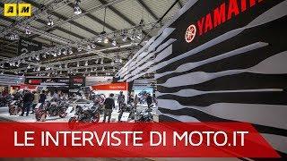 Le novità Yamaha 2019? Ve le spiega Andrea Colombi