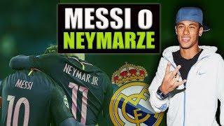 Czy Neymar ZDRADZI PRZYJACIELA? MESSI SKOMENTOWAŁ jego możliwy transfer do Realu
