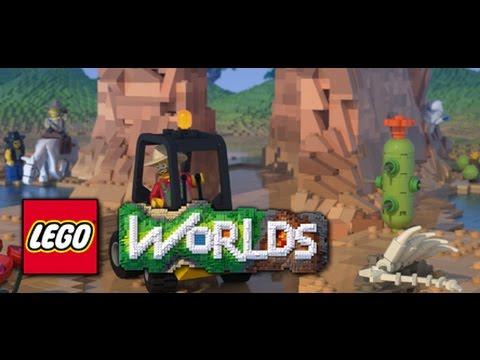 Descargar LEGO Worlds [Steam Early Access] en Español Gratis 1 Link – Mega – Mediafire 100% Full Crackeado