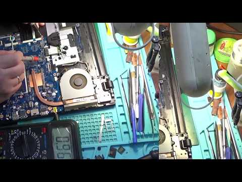 Ноутбук Lenovo ideapad 110-17ACL  нет изображения