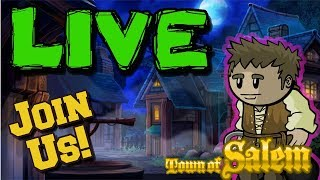 (JOIN US) LIVE TOWN OF SALEM GAMES w/YOU