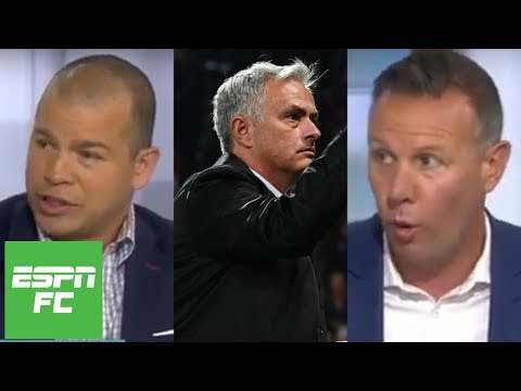 Manchester United 0-3 Tottenham analysis: Was this Jose Mourinho's last game? | ESPN FC
