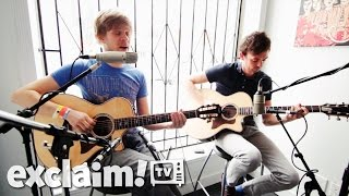 "TTNG - ""Adventure, Stamina & Anger"" on Exclaim! TV"