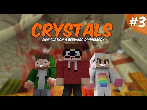 Crystals #03 - Stár vstupuje do PlánuB?!  w/Sesky, Marawan [FullHD60fps]