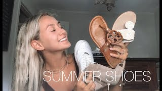 MY SUMMER SHOE COLLECTION 2019 (TRY ON) - Savannah Polci