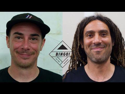 BINGO at The Boardr: James Craig vs Vern Laird