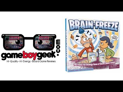 The Game Boy Geek Reviews Brain Freeze