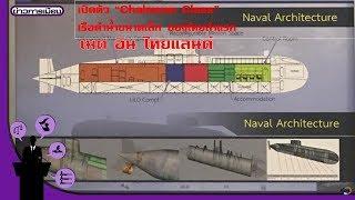 """เปิดตัว """"Chalawan Class"""" เรือดำน้ำขนาดเล็ก ของไทยลำแรก - dooclip.me"""