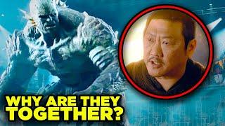 SHANG CHI Abomination vs Wong: Spider-Man No Way Home Connection?