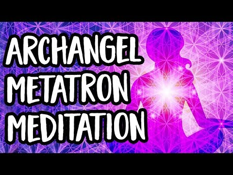 Archangel Metatron Meditation ~Awaken and Shine Your Highest Light