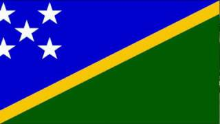Solomon Islands National anthem Vocal
