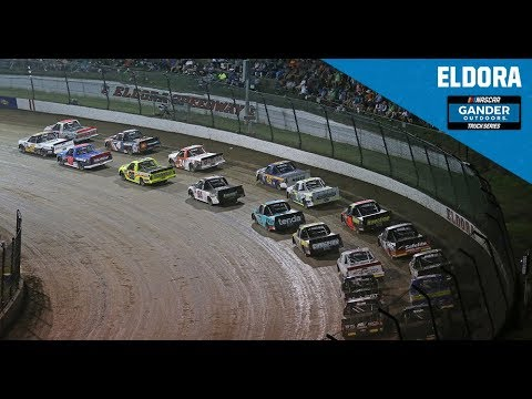 NASCAR Gander Outdoors Truck Series - Full Race - Eldora Dirt Derby