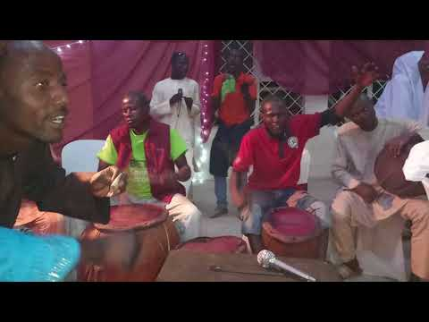 asharalle hausa drumers