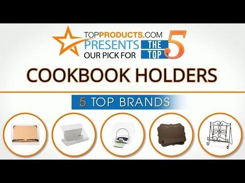 Best Cookbook Holder Reviews 2017 – How to Choose the Best Cookbook Holder