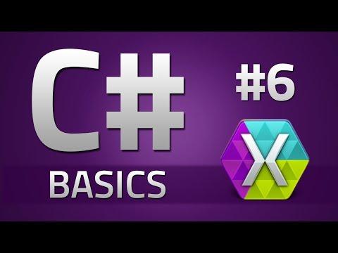 6. How to program in C# - FOR LOOPS - Beginner Tutorial