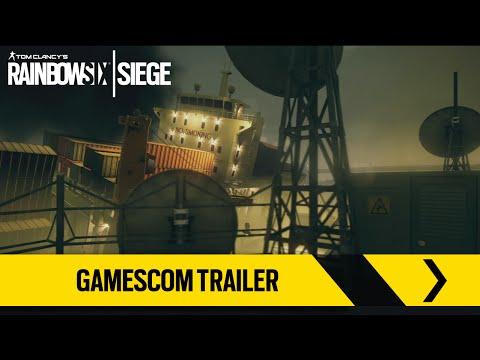 Tom Clancy's Rainbow Six Siege – Gamescom Trailer 2015 [EUROPE]