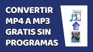 How to Convert MP4 to MP3 Without Software 2019