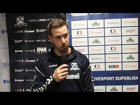 Ohlasy po utkání Livesport Superligy: Hattrick-Vinohrady | Šimon Hronek, Marek Fiala