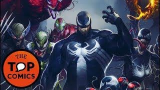 Venomverse L El Multiverso De Simbiontes