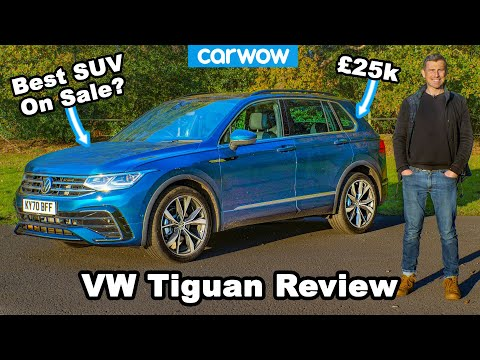 Volkswagen Tiguan review - the best car you can buy for less than £25k?
