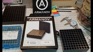 The ARMANOV 100 Round Case Gauge Review