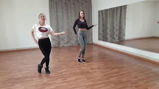Becky G feat Paulo Londra - Cuando te bese - Choreography