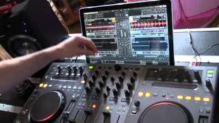Pioneer DDJ-T1 Video 2 The Set Up With Traktor